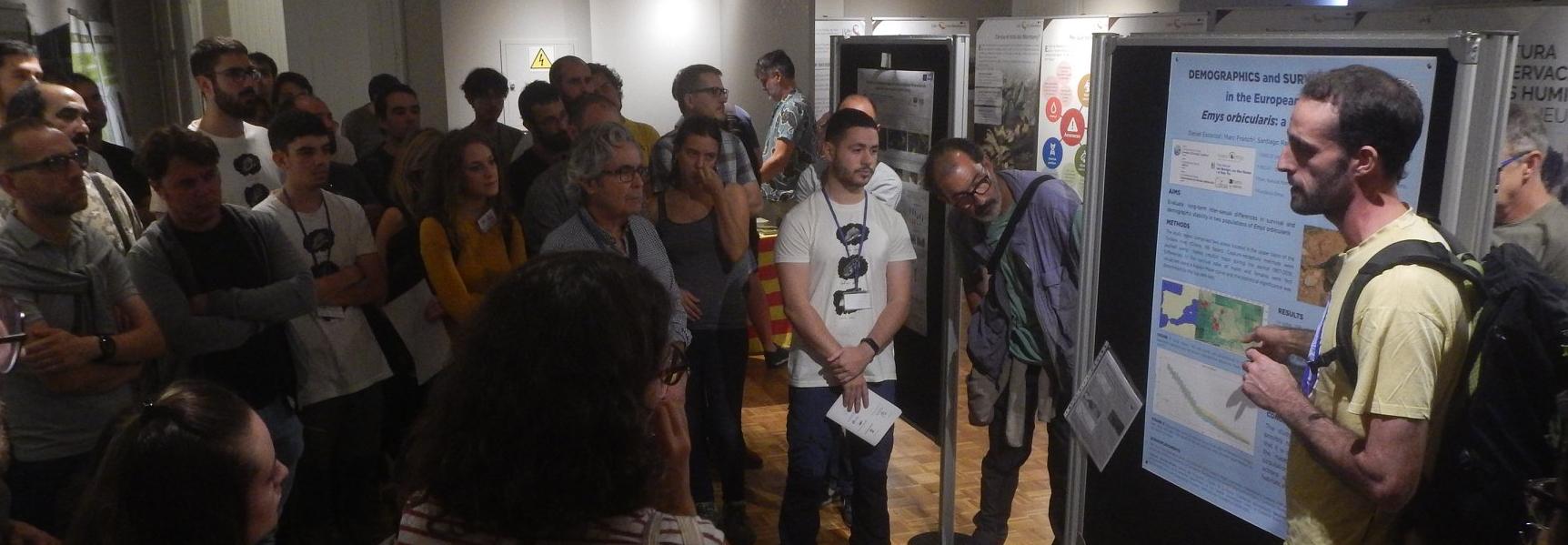 Activitats Societat Catalana d'Herpetologia