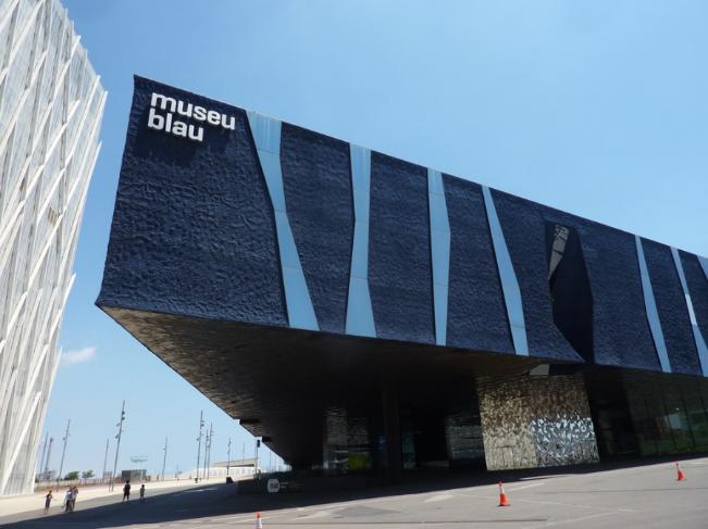 Museu Blau de Barcelona
